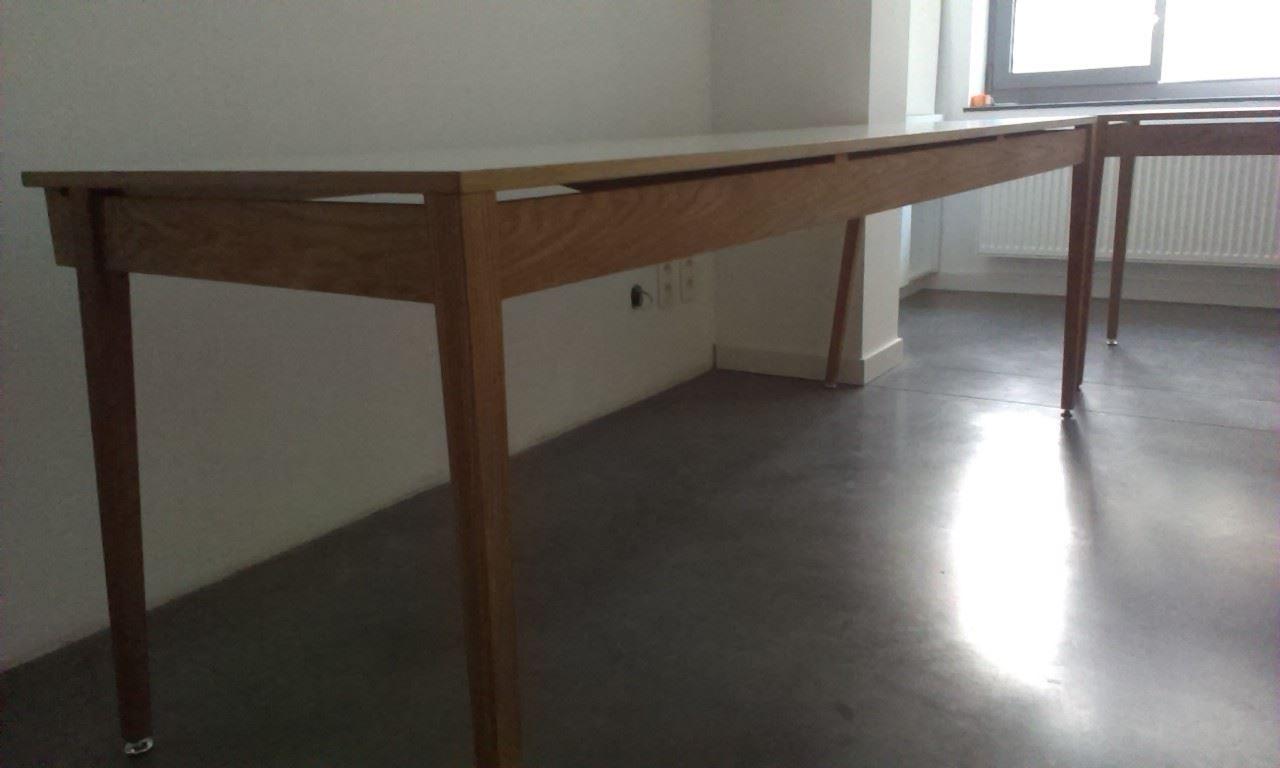 Orgo interieur losstaand meubilair - Kantoor modulaire interieur ...