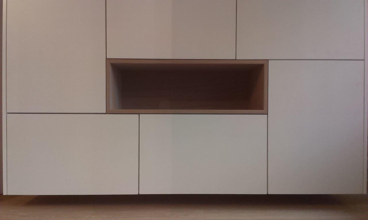 Orgo interieur losstaand meubilair - Eigentijdse designkast ...